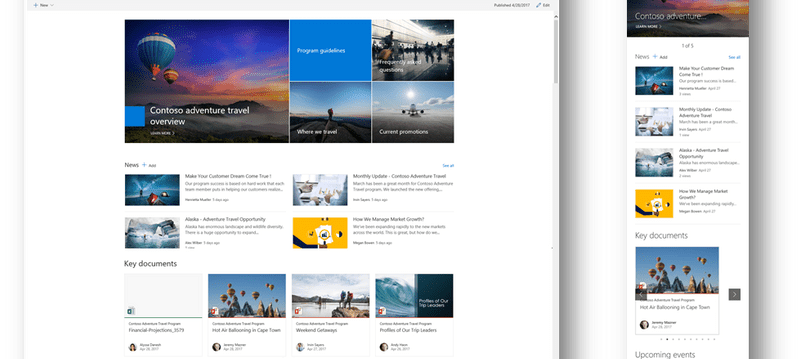 Switching between Classic and Modern experiences in SharePoint Online