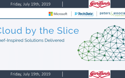 Cloud by the Slice: Chef-Inspired Solutions Delivered