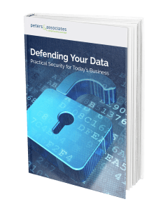 Peters & Associates eBook-Defending Your Data.