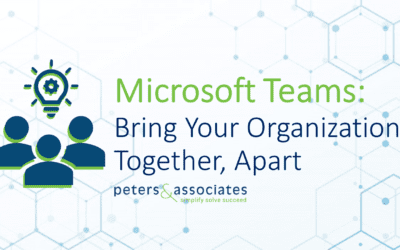 Microsoft Teams – Bringing Organizations Together, While Remote (Recap)
