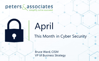 This Month in Cyber Security: April 2020 (1:31)
