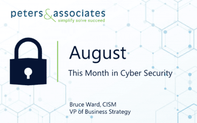 This Month in Cyber Security: July 2020 (2:00)