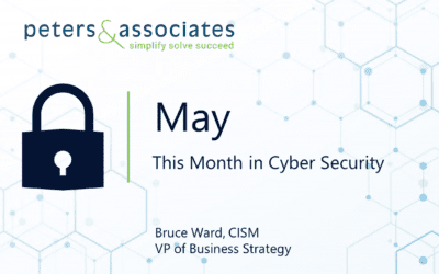 This Month in Cyber Security: May 2020 (2:22)