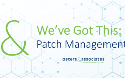 We've Got This: Patch Management