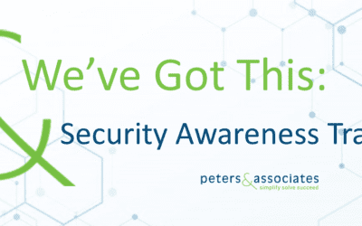 We've Got This: Security Awareness Training